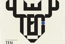 Typo & Posters / by Stephane Garnavault