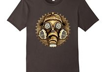 Steampunk T-Shirts / Poppycock and Cheapskate Steampunk T-shirts and other clothing