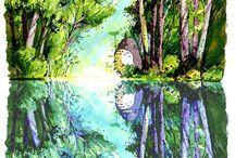 Studio Ghibili