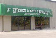 Our Showroom / Stop by Kitchen & Bath's Showcase!