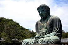 Kamakura l'ancienne / A quelques dizaines de kilomètres de Tokyo se trouve l'ancienne ville de Kamakura, en bord de mer.