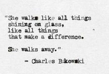 Bukowski , Charles (USA, 1920-1994)