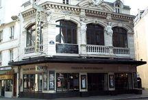 Visite du Théâtre Montparnasse / Découvrez ce magnifique théâtre parisien !