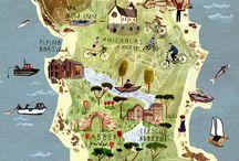 Goldsmith's maps
