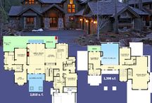 House plans- rustic