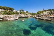 Hoteles Globales en Menorca / Hoteles en Menorca, los Hoteles Globales en Menorca, fotos de sus piscinas e instalaciones. Hotels in Menorca.