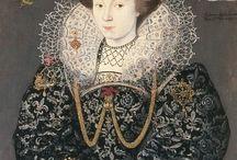 Elizabethan fashions