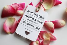 Save the Date Tags / Tags designed by Retro Press.  All can be altered to suit your desires- in terms of wording/ colours, etc...