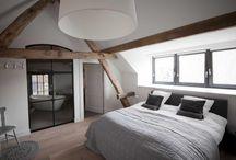 Nieuw huis - slaapkamer
