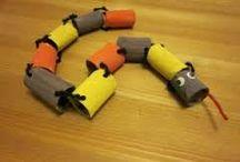 Kids Crafts / askartelua lapsille