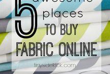 fabric purchasing online