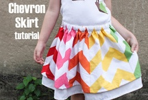 Sewing- Skirts / Sewing ideas for little girls' skirts