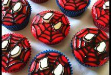 Spiderman kids party