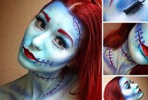 Hallowe'en Makeup