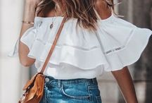 FASHION | SUMMER OUTFITS / Summer fashion, summer style, summer street style, summer outfits, summer dresses