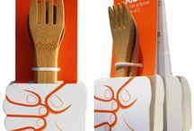 Mmmmmm / A la hora de comer, objetos de diseño para niños