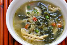 To Try: Soups / by Lorna Wheaton