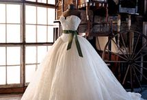 M'y wedding dress