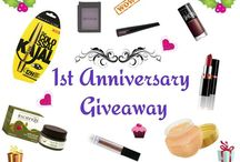 All Girly Gossip Updates / This board is dedicated to All Girly Gossips and its giveaway on First Blog Anniversary
