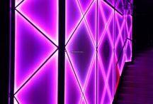 Oświetlenie dekoracyjne ścian