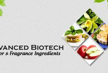 Advanced Biotech / Advanced Biotech is a technology leader in natural and synthetic flavor and fragrance raw material manufacturing since 1994.