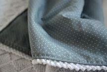 Вязаные одеяла