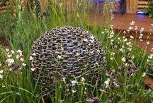 Kule ting i hagen - Cool stuff in garden