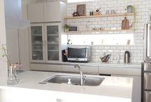 キッチン インテリア