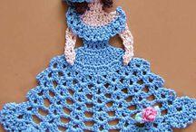 vestido de adorno