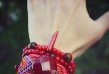 Miss Red / Red Mishane Bracelets