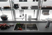 Kitchen ideas / Moodboard