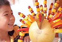 Thanksgiving kid friendly recipes we love / by Nourish Interactive