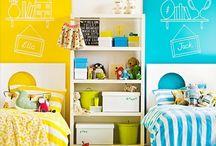 Kids room / Vychytávky do dětského pokoje, DIY pro děti