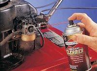 Carburator motor mic