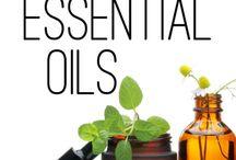 Essential oils / by Cassie Rourke