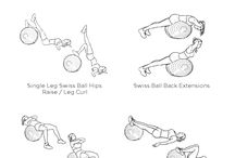 Fitness Ball Workout