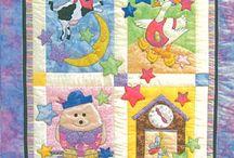 Needlework: Fairy Tales and Nursery Rhymes