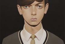 Painting: Portrait