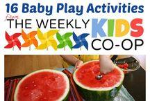 Activities for Babies