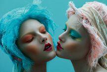Beauty in Vogue, Etc. III / by Kristen Vinakmens
