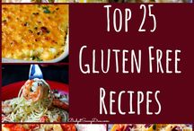 Gluten, fat,low cholesterol free recipes