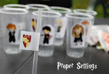 Harry Potter Birthday / by Kimberly Shankland