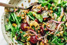 Kuchnia - sałatki