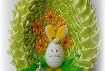 Dekoracje świąteczne Wielkanoc