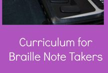 Braille Note Takers