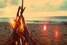 Beach Bonfire / by Julie Keeter