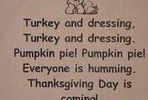 thanksgiving grade 1/2