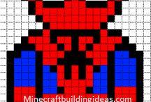 Plans Minecraft