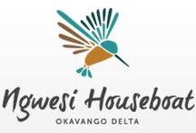 Ngwesi Houseboat / How about spending a week Tiger fishing while staying on a houseboat in Botswana's Okavango Delta? If that's a yes, then you're going to want to check out the Ngwesi Houseboat