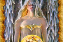 Human Angel's / Crystal, Rainbow and Indigo Children and Adults